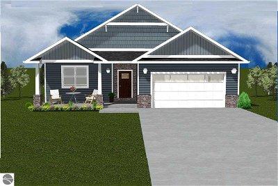 Williamsburg Single Family Home For Sale: 4069 Windward Way