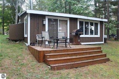 Single Family Home Active U/C Taking Backups: 6261 E Bass Lake Road