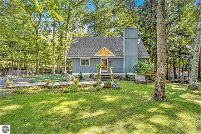 Williamsburg Single Family Home Active U/C Taking Backups: 7560 Peaceful Valley Road