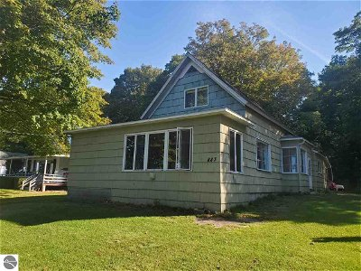 Single Family Home For Sale: 883 Lake Street