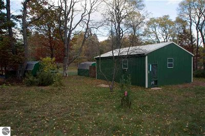 Kalkaska County Residential Lots & Land For Sale: 3660 & 3716 Luce Road