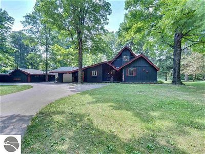 Single Family Home For Sale: 2038 Graves Crossing Road