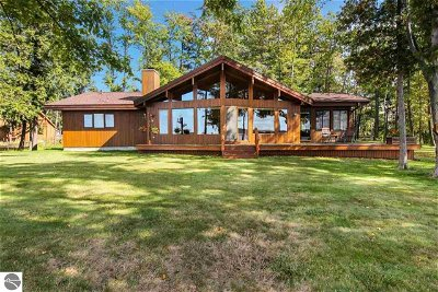 Antrim County Single Family Home For Sale: 14900 Fairmont Road