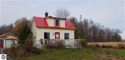 Charlevoix County Single Family Home For Sale: 9475 Major Douglas Sloan Road