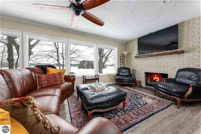 Grand Traverse County Rental For Rent: 227 SW Silver Lake Road