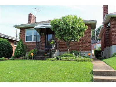St Louis MO Single Family Home Sold: $143,000
