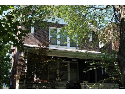 St Louis MO Multi Family Home Sold: $134,000