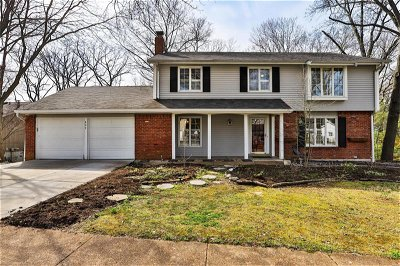 Single Family Home Sold: 809 Country Stone Drive