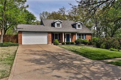 Single Family Home Sold: 296 Oak Pass Court