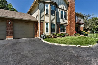 Condo/Townhouse Sold: 8815 Pardee Forest Drive #A