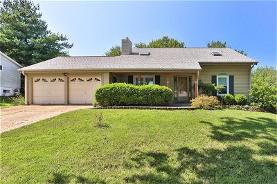 Single Family Home For Sale: 827 Country Heights Court