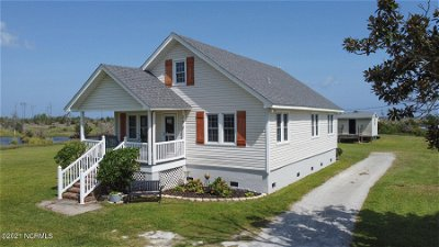 Stacy NC Single Family Home For Sale: $195,000