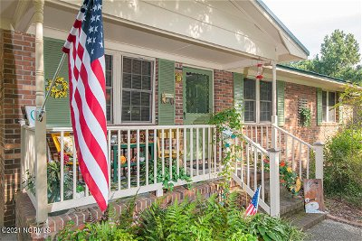 Beaufort NC Single Family Home For Sale: $299,000